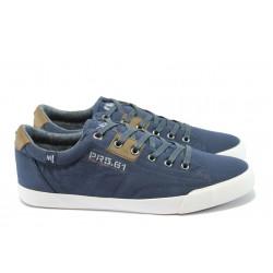 Мъжки спортни обувки S.Oliver 5-13614-26 т.син