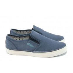 Дамски спортни обувки S.Oliver 5-24624-26 син