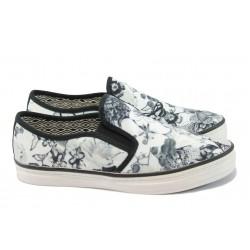Дамски спортни обувки S.Oliver 5-24624-26 черен