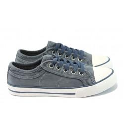 Дамски спортни обувки S.Oliver 5-23636-26 син