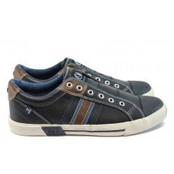 Мъжки спортни обувки S.Oliver 5-13604-36 син