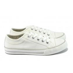 Дамски спортни обувки S.Oliver 5-23636-26 бял