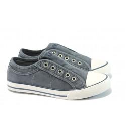 Дамски спортни обувки S.Oliver 5-24635-26 син