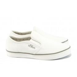 Дамски спортни обувки S.Oliver 5-24624-26 бял