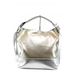 Българска дамска чанта СБ 1203 златен | Дамска чанта | MES.BG