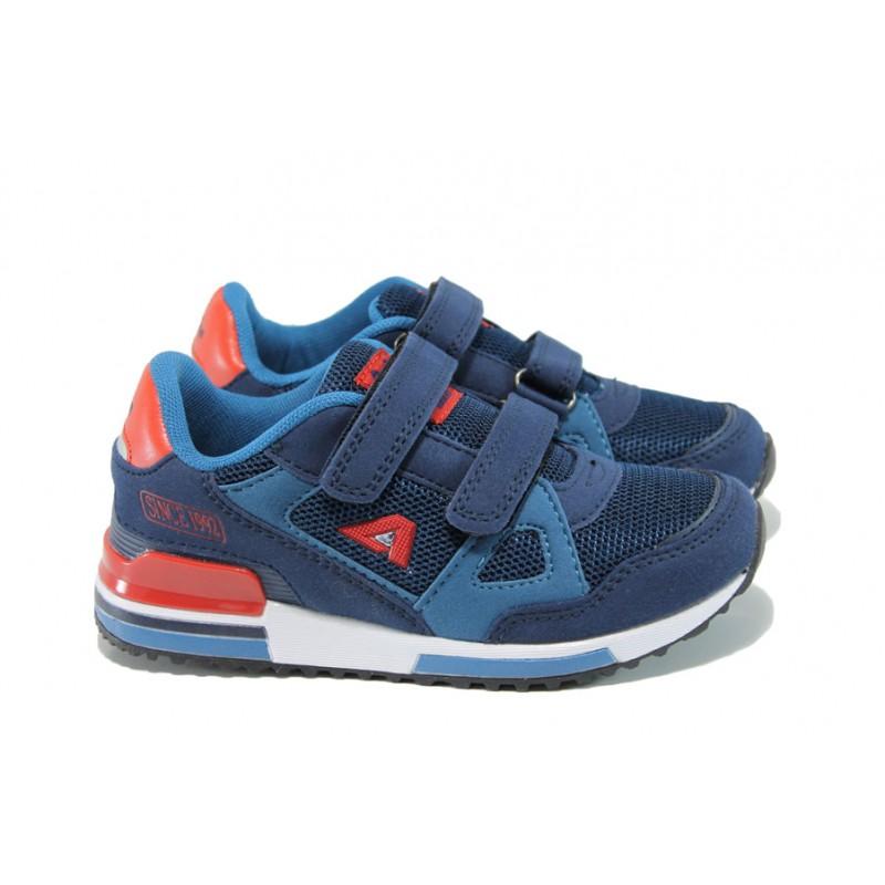 Детски маратонки АБ 4594-5 т.син 26/30 | Детски маратонки | MES.BG