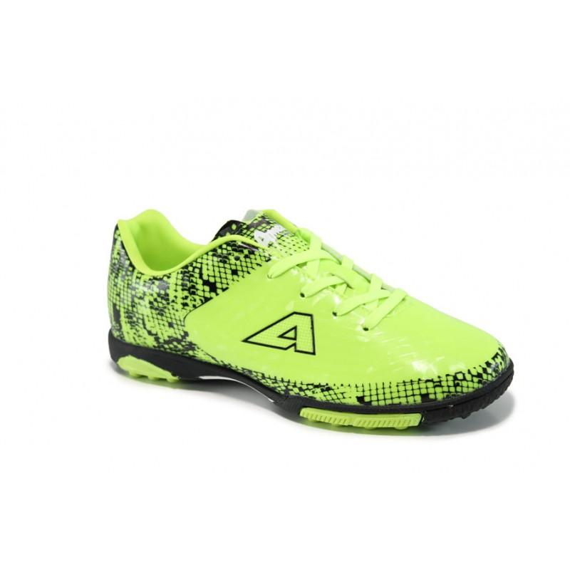 Детски стоножки с връзки АБ 160704 зелен 31/36  | Детски маратонки | MES.BG