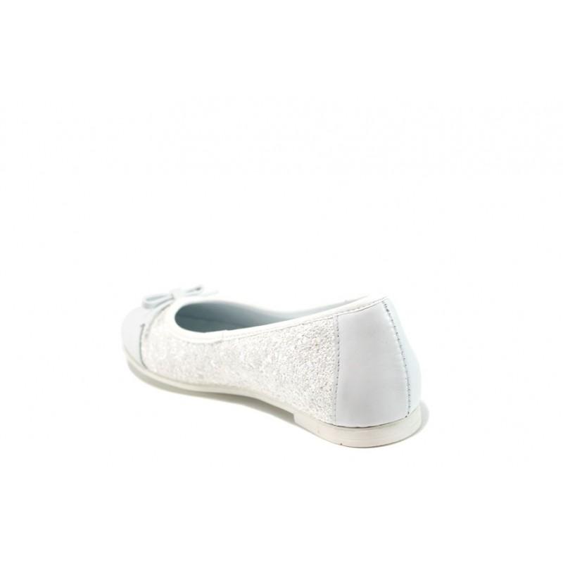 Анатомични детски обувки МА 33-4295 бял 31/36 | Детски обувки | MES.BG