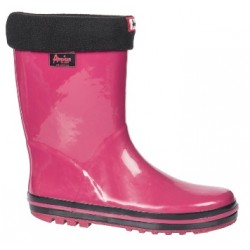 Детски гумени ботуши с топъл свалящ се чорап АБ KAL-31 циклама 32/36 | Гумени ботуши |MES.BG