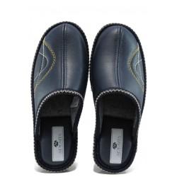 Анатомични дамски домашни чехли Spesita Danaya т.син | Домашни чехли | MES.BG