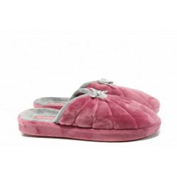 Анатомични дамски домашни чехли Runners 170293 розов | Домашни чехли | MES.BG