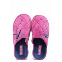 Анатомични дамски домашни чехли Runners 1601014 циклама | Домашни чехли | MES.BG