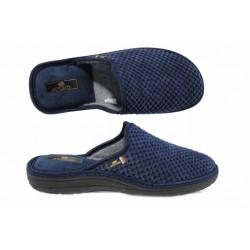 Анатомични мъжки домашни чехли Spesita 17-163 т.син | Домашни чехли | MES.BG