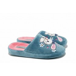Анатомични детски домашни чехли Runners 160898 син 30/35 | Домашни чехли и пантофи | MES.BG