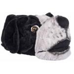 Мъжки домашни пантофи АБ 65040 черен | Домашни чехли | MES.BG