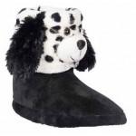 Дамски домашни пантофи АБ 65030 черен | Домашни чехли и пантофи | MES.BG