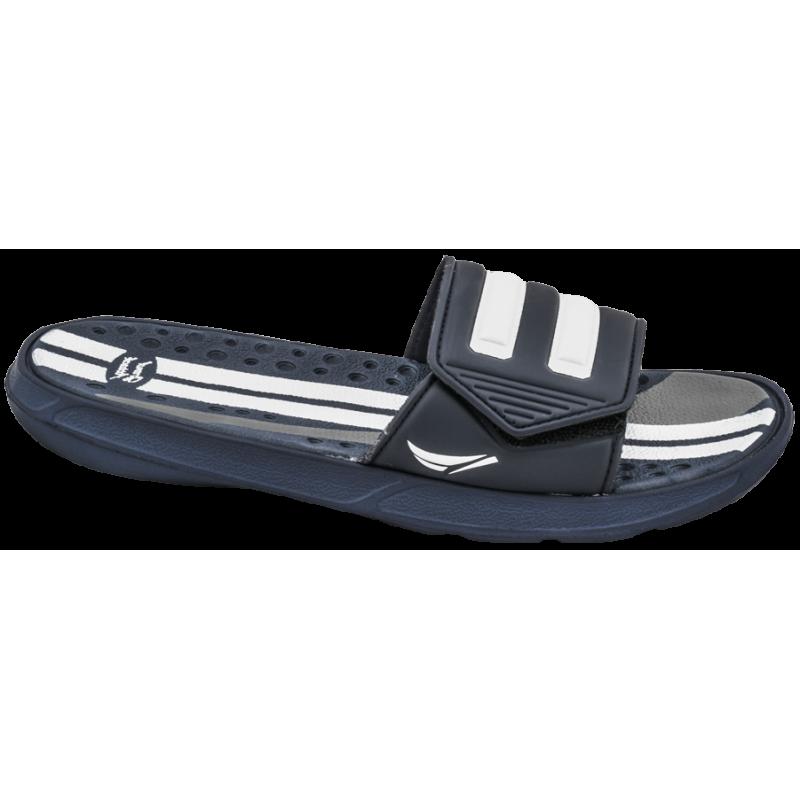 19a22ec560d Мъжки чехли с лепенка ГК 30134-2 син | Мъжки джапанки | MES.BG