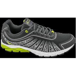 Дишащи мъжки маратонки с връзки ГК 30110-2 сив | Летни мъжки маратонки | MES.BG