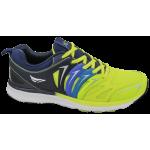 Дишащи мъжки маратонки ГК 30192-2 син-зелен | Летни мъжки маратонки | MES.BG