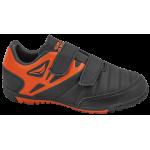 Летни детски маратонки с лепенки ГК 30208-1 черен-оранж 30/35 | Детски маратонки | MES.BG