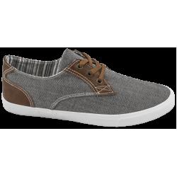 Мъжки спортни обувки с връзки ГК 30211-3 сив | Мъжки ежедневни обувки | MES.BG