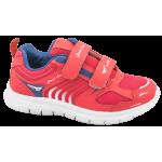 Летни детски маратонки с лепенки ГК 30216-2 циклама 31/36 | Детски маратонки | MES.BG