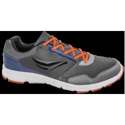Дишащи мъжки маратонки ГК 30218-2 сив гигант | Летни мъжки маратонки | MES.BG
