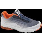 Летни дамски маратонки с въздушна камера ГК 30226-1 син-оранж | Летни маратонки | MES.BG