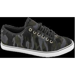 Мъжки спортни обувки с връзки ГК 30231-1 черен | Мъжки ежедневни обувки | MES.BG