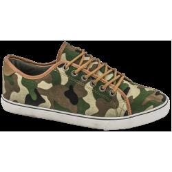Мъжки спортни обувки с връзки ГК 30231-2 зелен | Мъжки ежедневни обувки | MES.BG