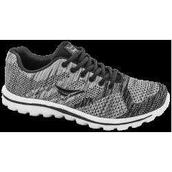 Дишащи мъжки маратонки ГК 30232-2 сив | Летни мъжки маратонки | MES.BG