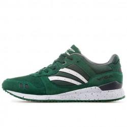 Мъжки велурени маратонки ГК 30318-2 зелен | Мъжки маратонки | MES.BG