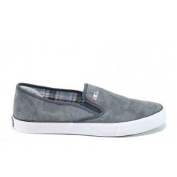 Мъжки спортни обувки АБ 17-09 т.сив | Мъжки ежедневни обувки | MES.BG