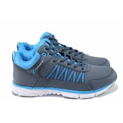 Дамски маратонки РС 172-2104 син | Дамски маратонки и кецове | MES.BG