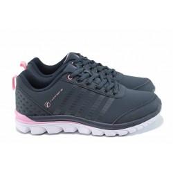 Дамски маратонки РС 172-1733 розов | Дамски маратонки и платненки | MES.BG