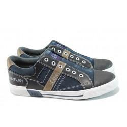 Мъжки спортни обувки S.Oliver 5-14606-38 т.син | Мъжки немски обувки | MES.BG