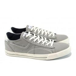 Мъжки спортни обувки S.Oliver 5-13632-28 сив | Мъжки немски обувки | MES.BG