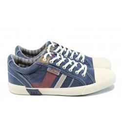 Мъжки спортни обувки S.Oliver 5-13609-28 син | Мъжки немски обувки | MES.BG