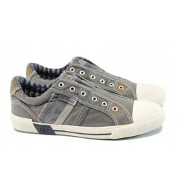 Мъжки спортни обувки S.Oliver 5-14600-28 сив | Мъжки немски обувки | MES.BG