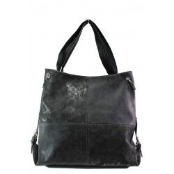 Българска дамска чанта СБ 1247 черен | Дамска чанта | MES.BG