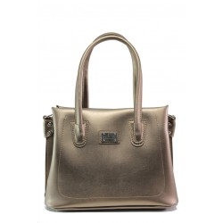 Българска дамска чанта СБ 1250 бакър | Дамска чанта | MES.BG