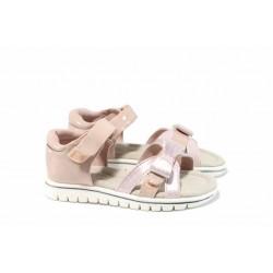 Анатомични детски сандали АБ 17028 розов 26/30 | Детски чехли и сандали | MES.BG