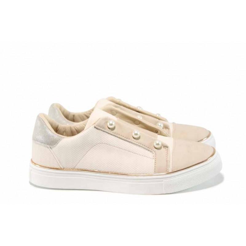Детски спортни обувки с модерна визия АБ 17391 розов 32/36 | Детски маратонки | MES.BG