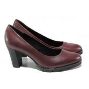 Дамски обувки на ток