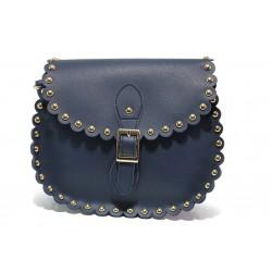 Модерна спортна чанта ФР 18863 т.син | Дамска чанта | MES.BG