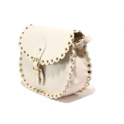 Модерна спортна чанта ФР 18863 бежов | Дамска чанта | MES.BG