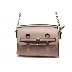 Модерна спортна чанта ФР 001 розов | Дамска чанта | MES.BG