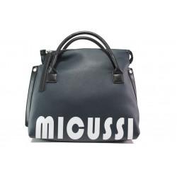 Ежедневна дамска чанта с модерна визия ФР 6520 син | Дамска чанта | MES.BG
