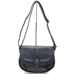 Модерна спортна чанта ФР 91852 т.син | Дамска чанта | MES.BG