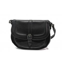 Модерна спортна чанта ФР 91852 черен | Дамска чанта | MES.BG